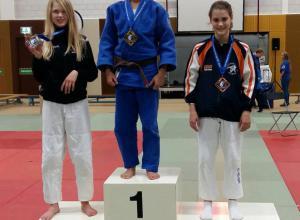 Judoka's JC Helden sterk in Sint Oedenrode