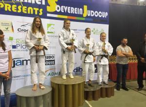 Soeverein Judo Cup Lommel 2018