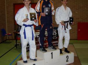 Louis Hasselmann Judo Toernooi Baexem