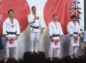 Mark van Dijk haalt brons op de Bremen Masters
