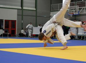 Negen judoka's geplaatst voor NK -18