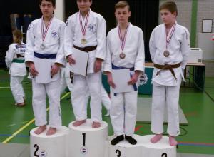 Broertjes Coopmans goud en zilver op de Limburgse Kampioenschappen -15