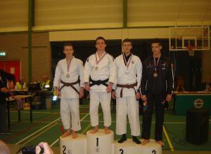 Rick Manders Limburgs Kampioen