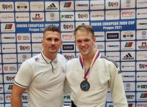 Mark van Dijk pakt Brons op European Cup in Praag