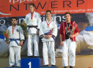 Ippon Trophy Antwerp 2015